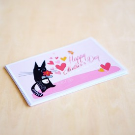 'Happy Mother's Day' Personalised Card