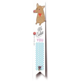'We Salute You' Gift Tag