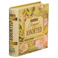 Basilur Bouquet Tea Book (48g)