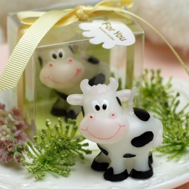 Cow Candle