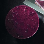 Blueberry Cheesecake - Singapore's Best Birthday Cake Delivery | Once in the Blue Moon | Cat & the Fiddle