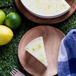 Lemon, Lime and Yuzu Cheesecake - Singapore's Best Birthday Cake Delivery   Maneki Neko   Cat & the Fiddle