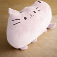 Cat Cushion (Pink)