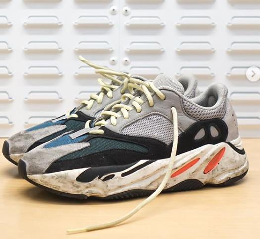 heramo.com- vệ sinh giày Yeezy- hình 1