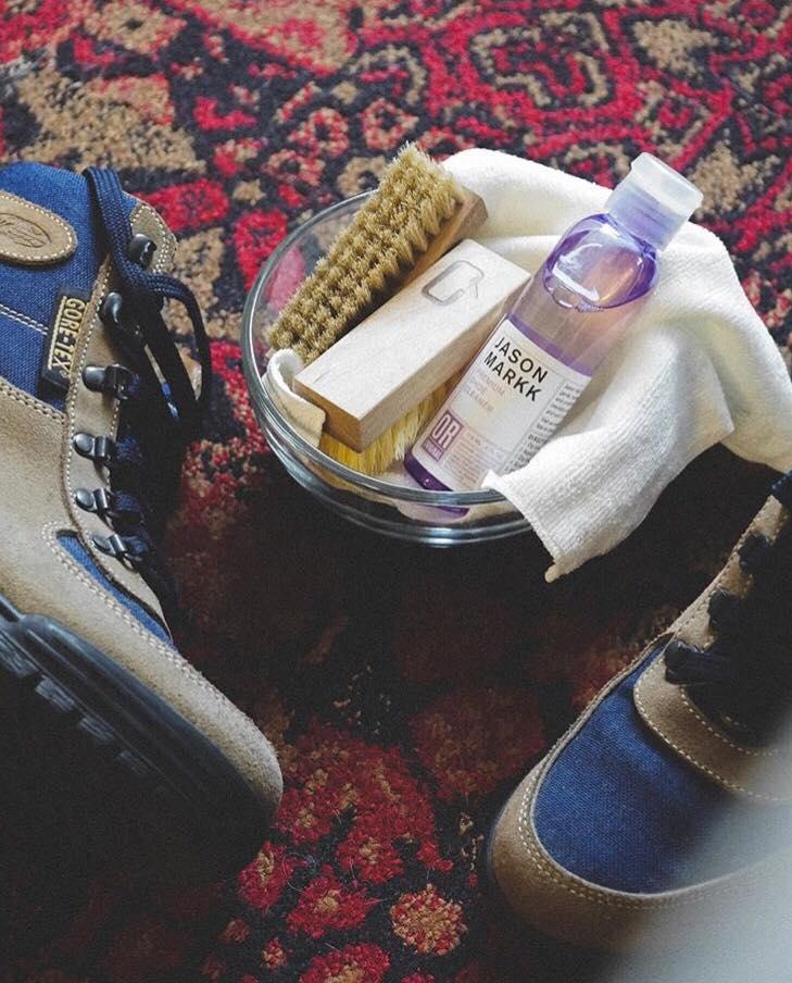 heramo.com- giặt giày da lộn- hình 5
