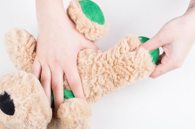 Heramo.com- giặt gấu bông bằng tay -hình 3