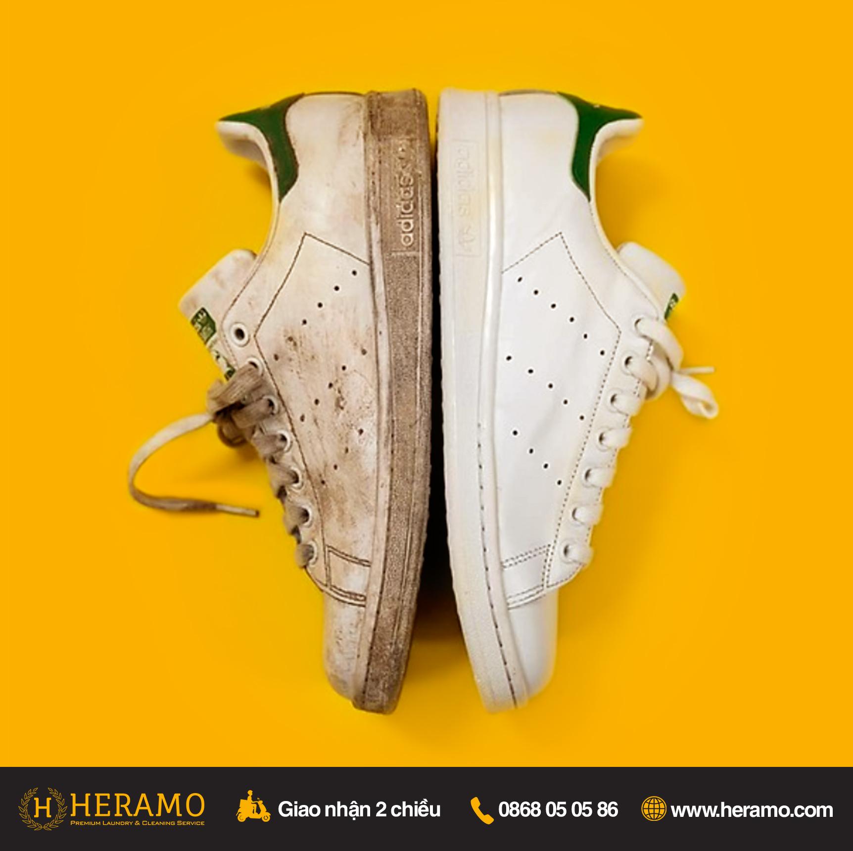 Heramo.com - giặt giày stand smith -hình 3