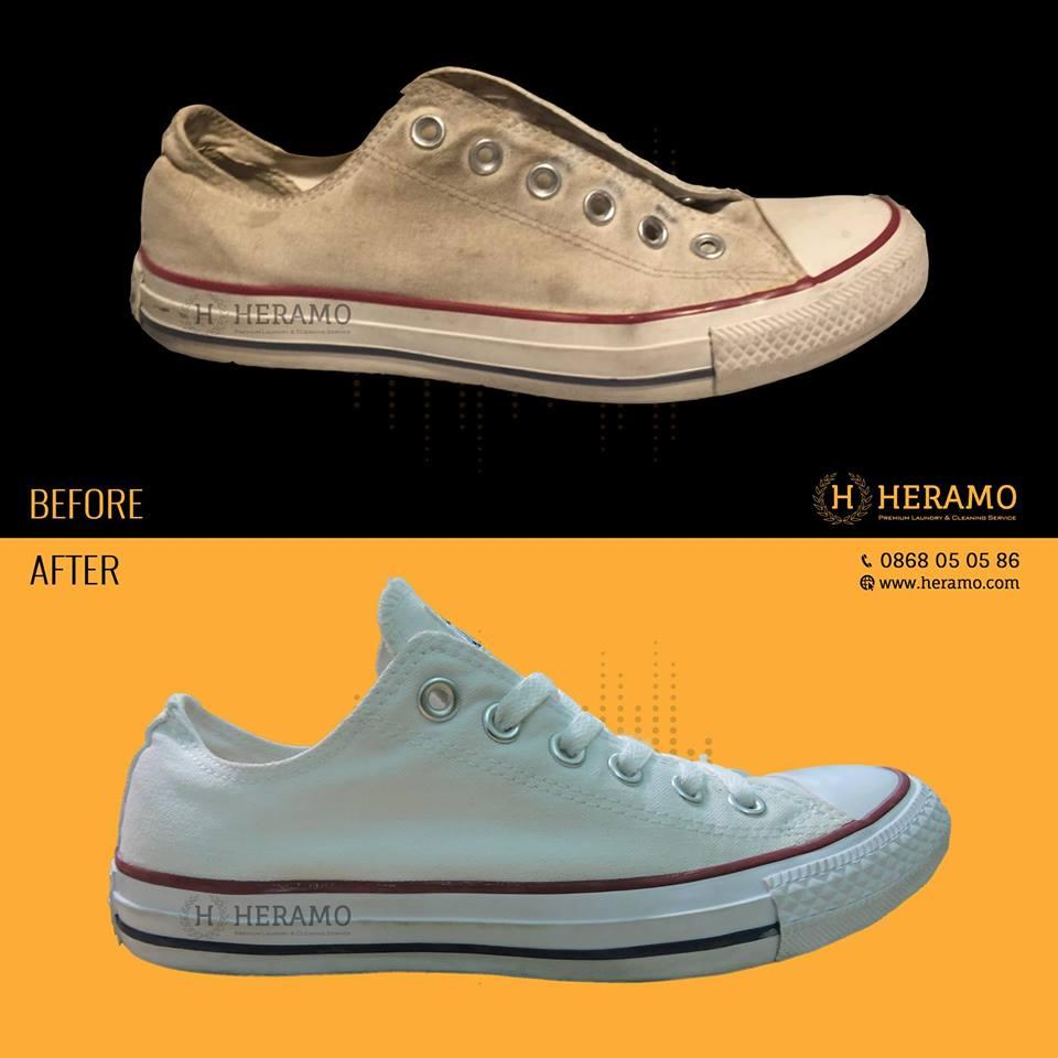 Heramo.com-giặt giày trắng- hình 3
