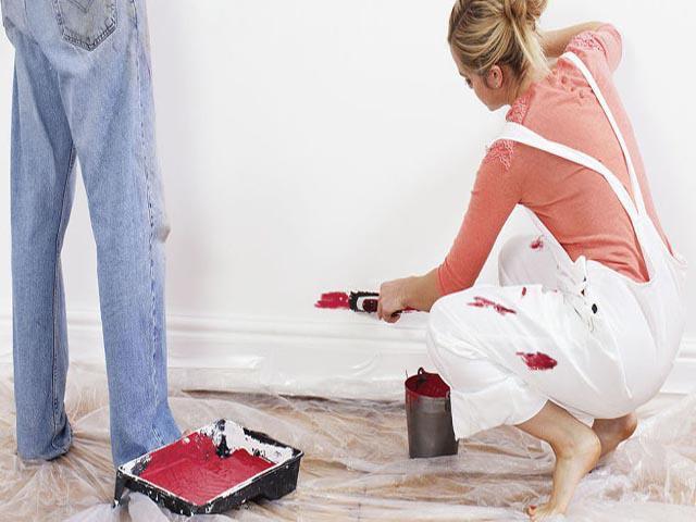 Heramo.com -giặt quần áo dính sơn hình 0