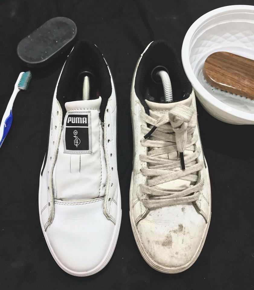Heramo.com-vệ sinh giày puma- hình 1