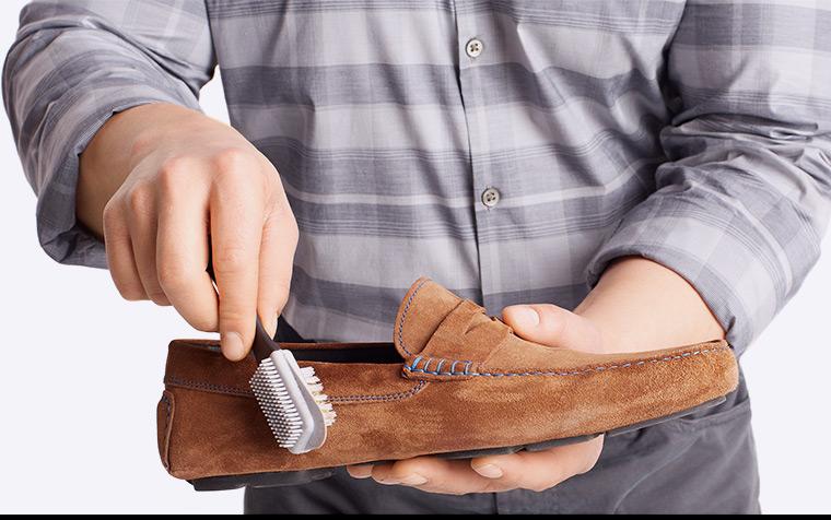 heramo.com- vệ sinh giày lười- hình 10