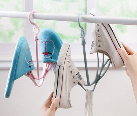 Heramo.com - cách vệ sinh giày vải không bị phai màu - hinh 5