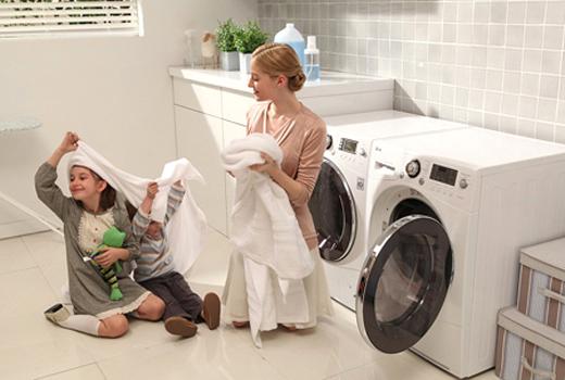 Giặt chăn bông đơn giản tại nhà, dễ dàng hơn bao giờ hết
