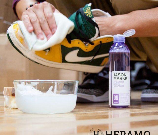 Heramo.com-Cách làm sạch giày nike air force-hình 5