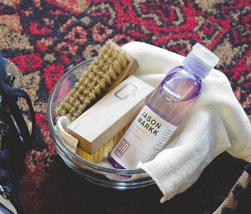 heramo.com- vệ sinh giày đế cói- hình 1