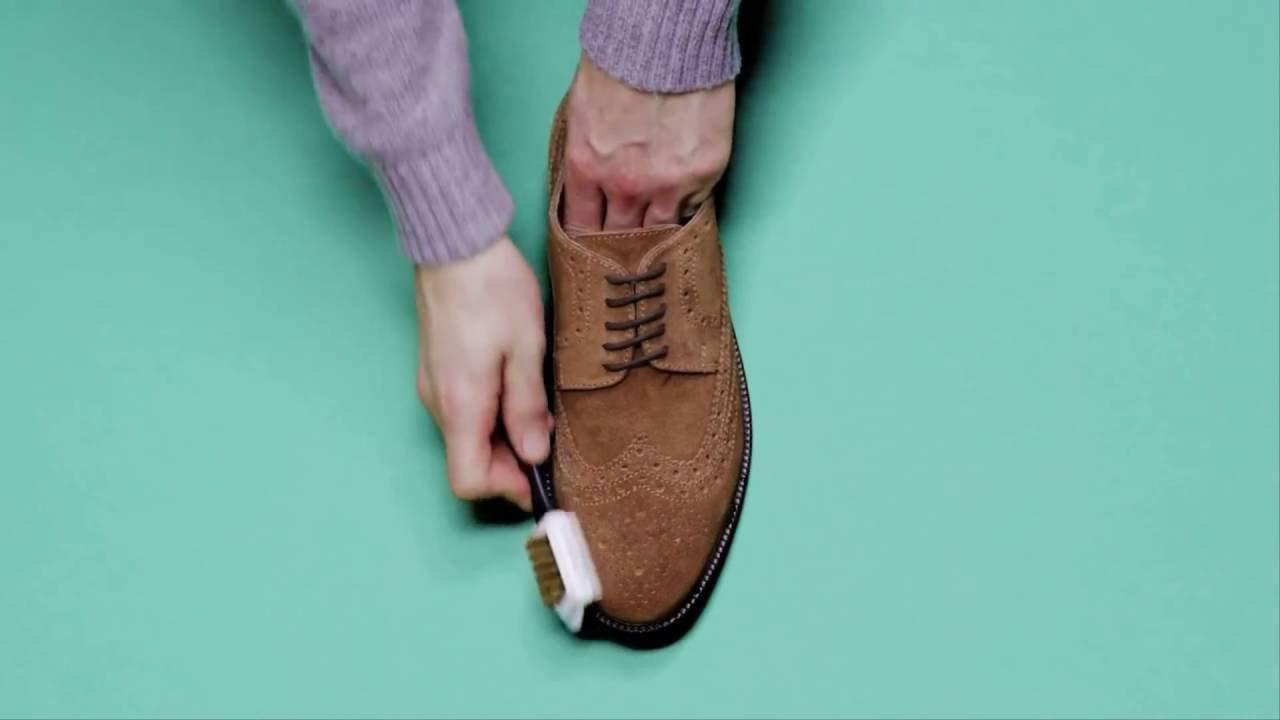 heramo.com- vệ sinh giày tây- hình 1