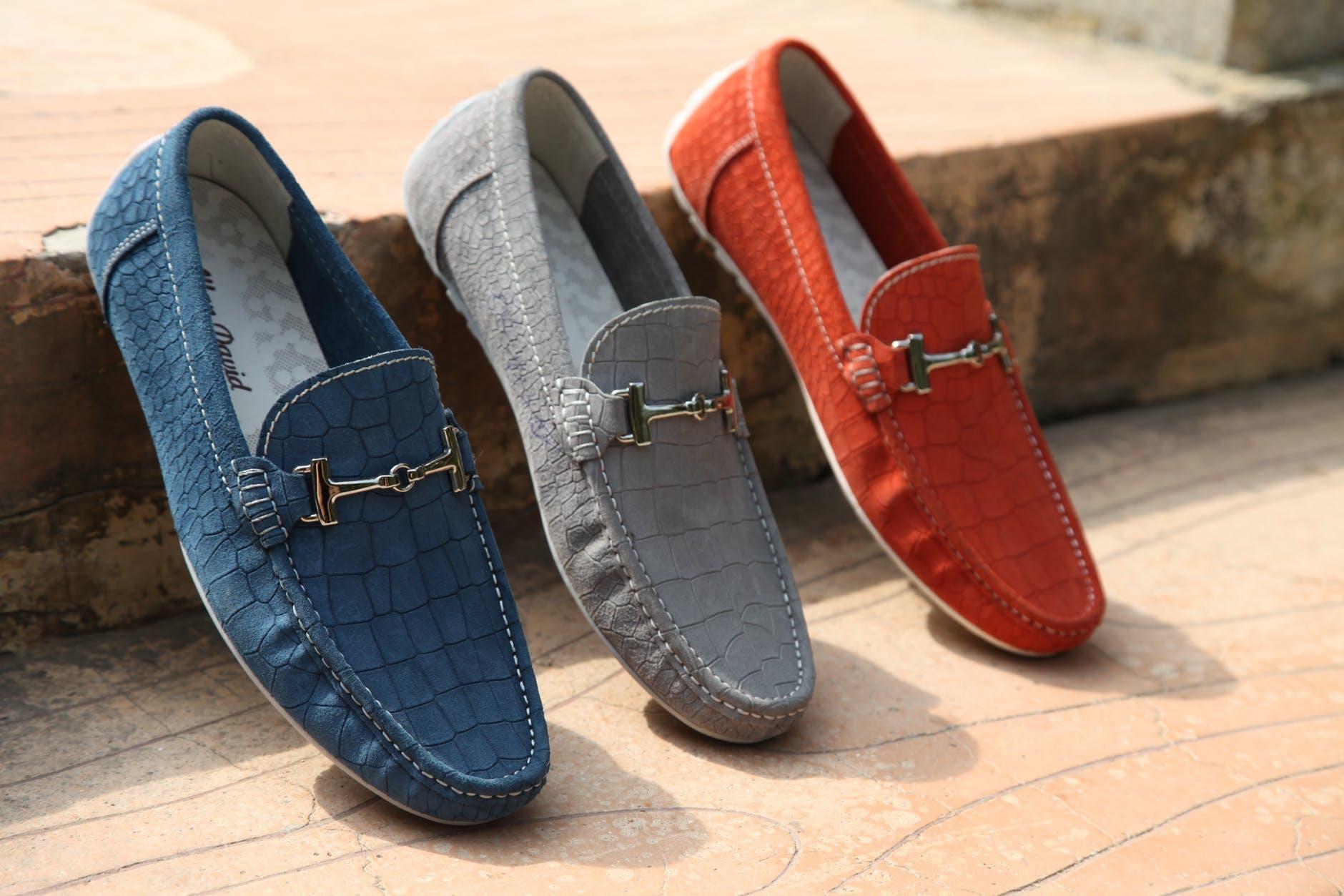 heramo.com- vệ sinh giày lười- hình 1