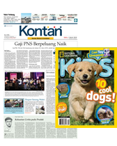 Harian Kontan + NG Kids