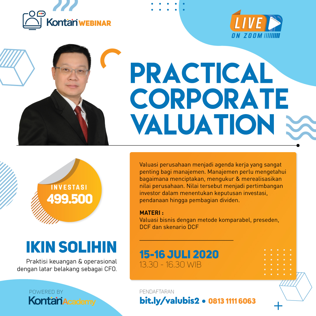 Practical Corporate Valuation