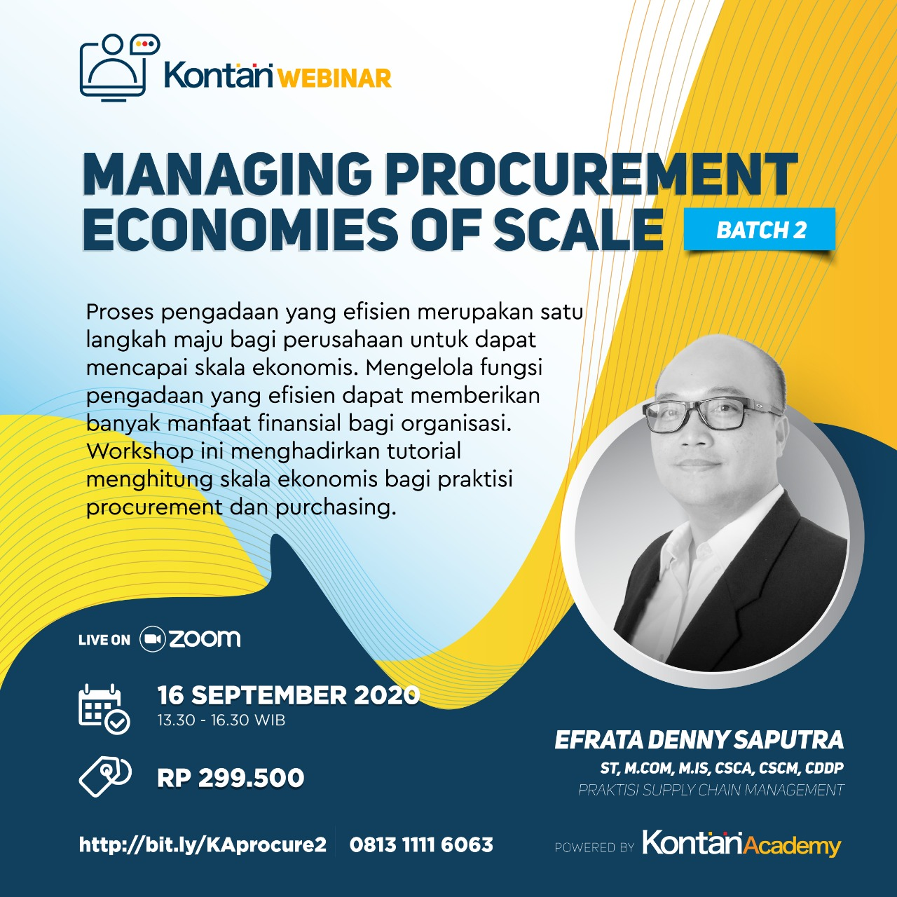 Managing Procurement Economies of Scale Batch 2