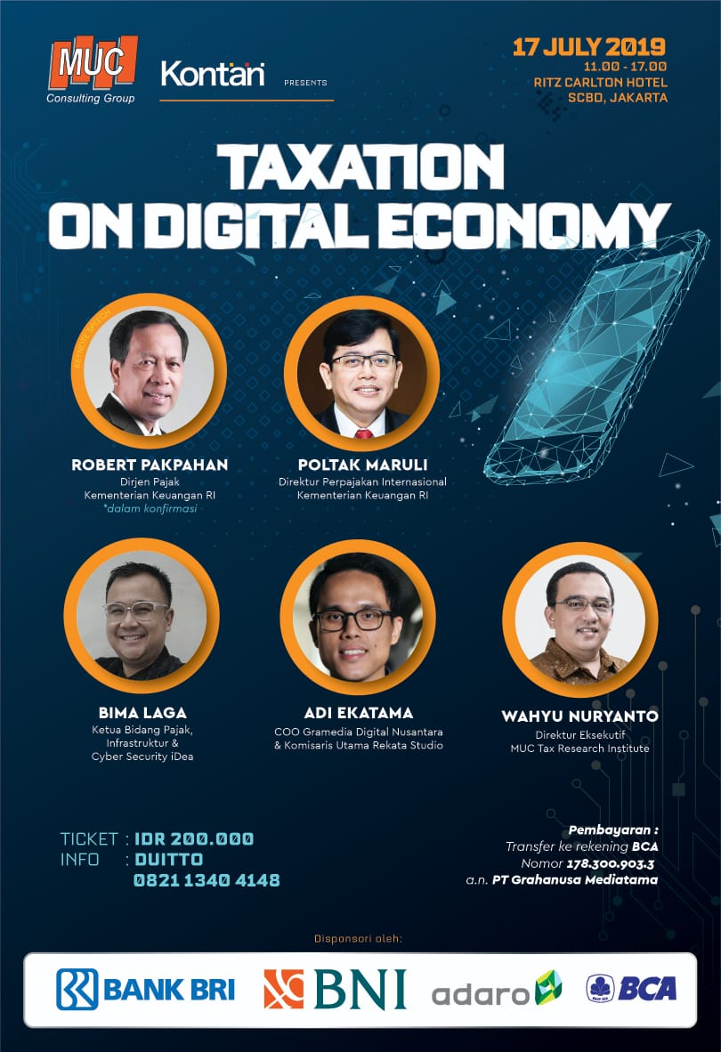 Taxation on Digital Economy