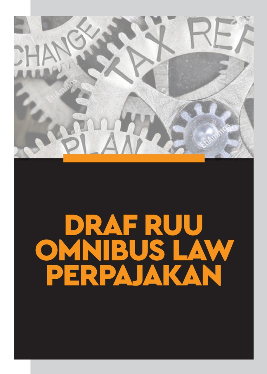 Download Draft RUU Omnibus Law Pajak (Gratis)