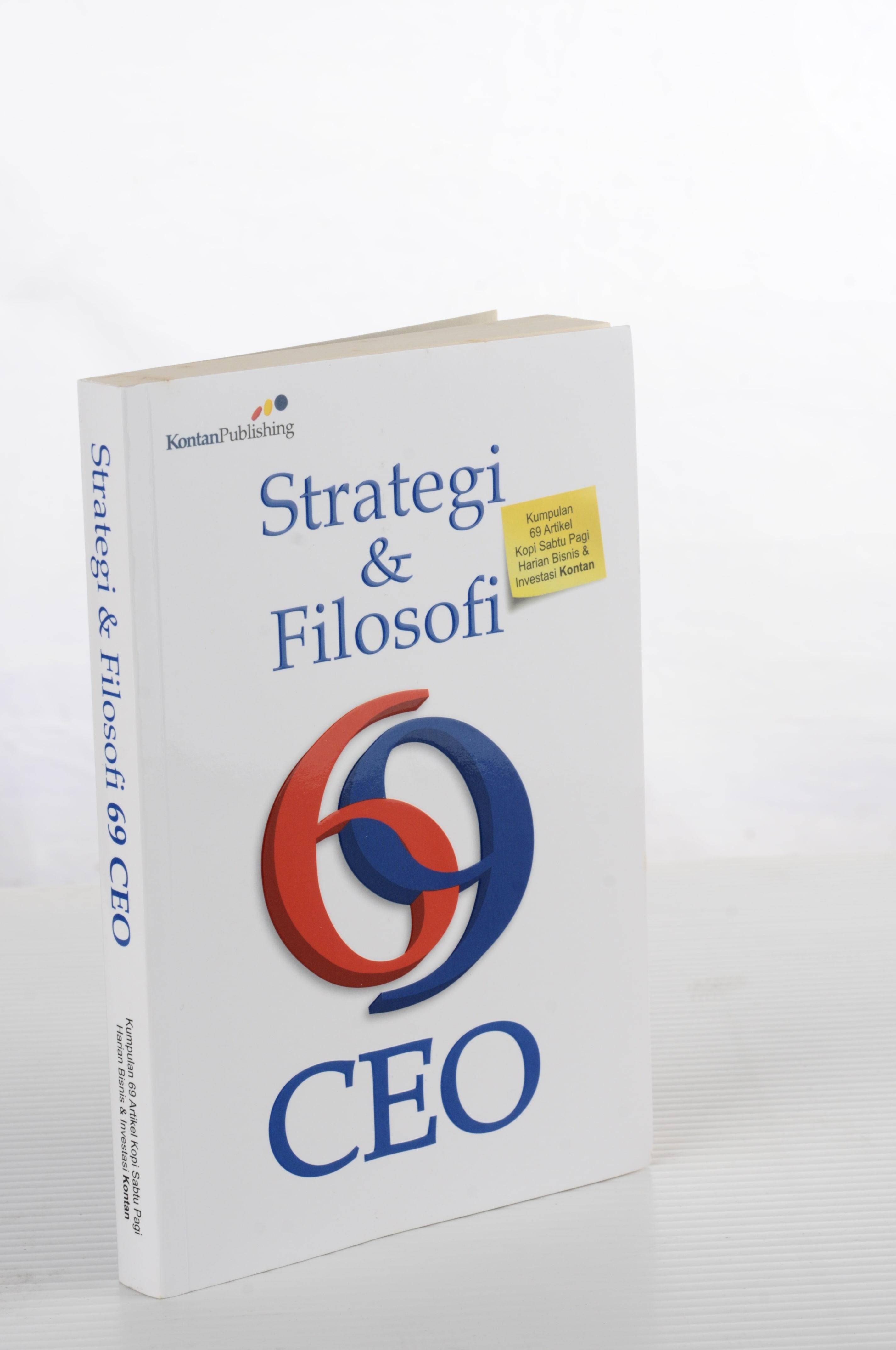 Strategi dan Filosofi 69 CEO