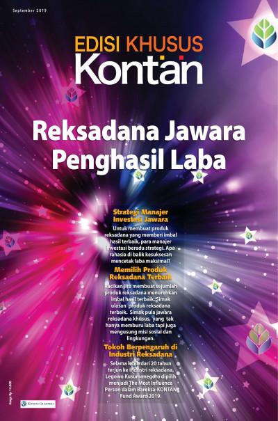 Kontan Edisi Khusus - 01 September 2019