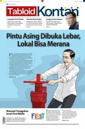 Tabloid Kontan + Edisi Khusus