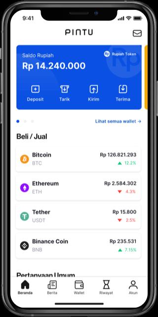 10 Aplikasi Trading Bitcoin Bagi Trader Indonesia