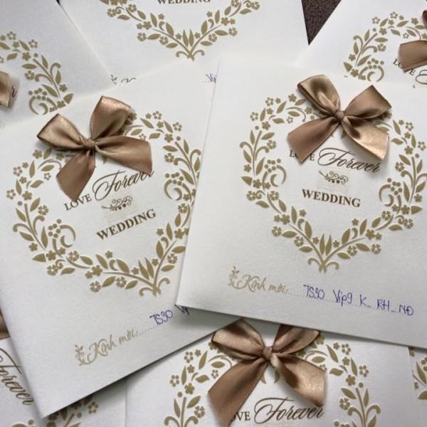 Thiệp cưới cao cấp TS30 mới