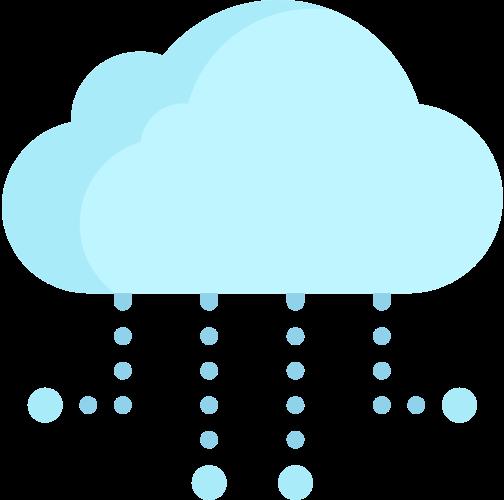 AWS的雲端服務示意