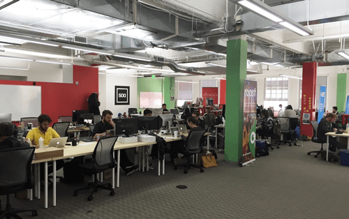 500 startups team members