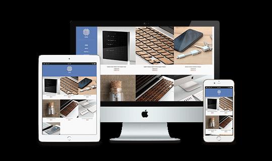 RWD website architecture
