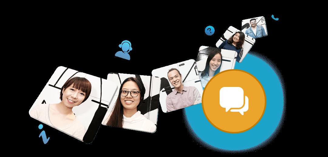 專業客戶服務支援及資訊