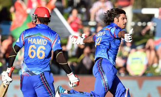 Afghanistan's historic World Cup win
