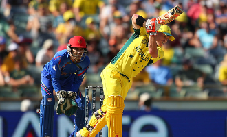 Australia v Afghanistan - Best Tweets of the day