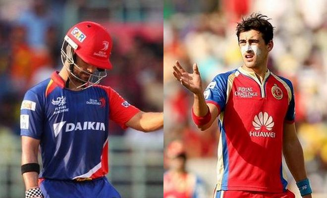 Match 26 - RCB beat DD by 10 wickets