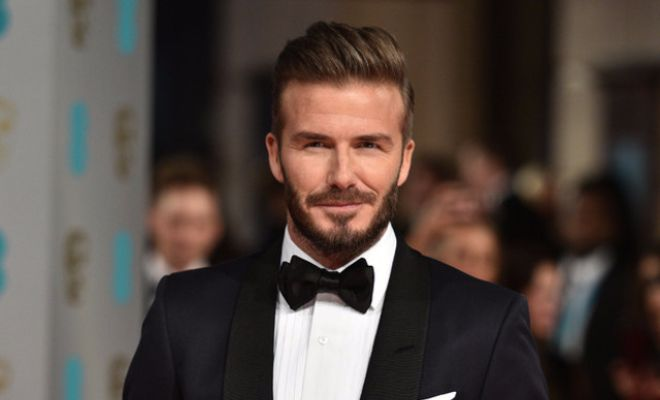 Footballers and celebrities wish David Beckham on his birthday