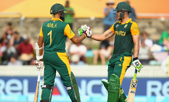 ICC World Cup 2015: South Africa v Ireland