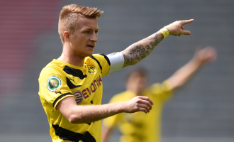 Bayern Munich not interested in Marco Reus
