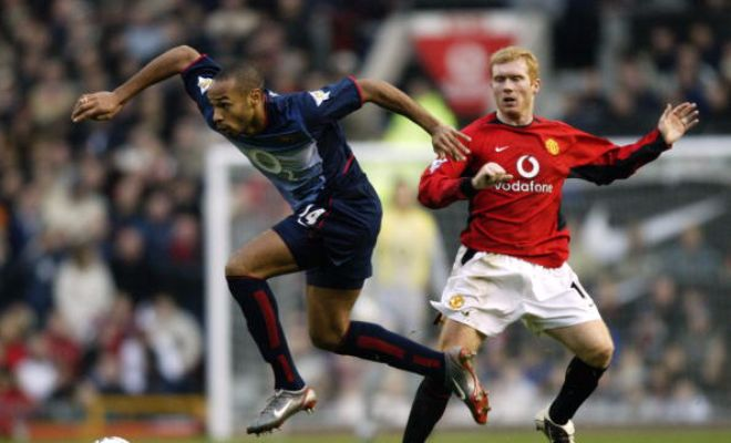 Reports: Arsenal-Man United legends to play in India