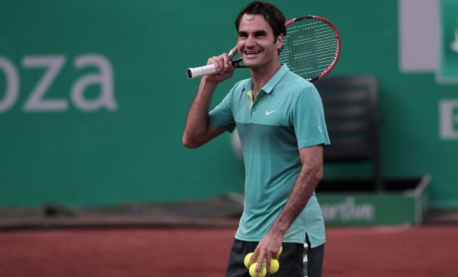Tennis - Roger Federer on fire heading into Madrid