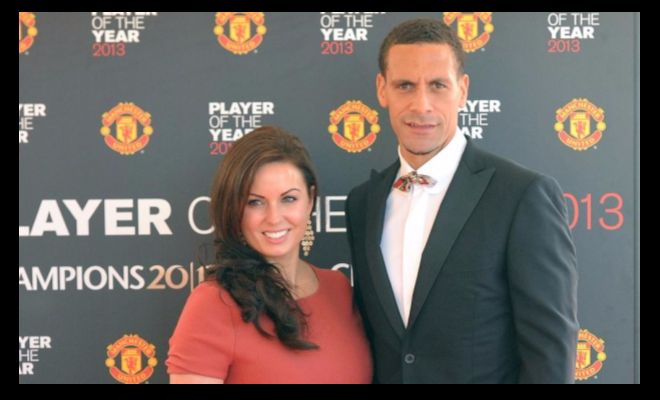 Twitter mourns the passing of Rio Ferdinand's wife