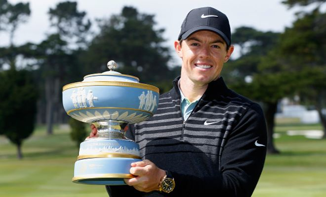 World Golf Championship: Rory McIlroy triumphs
