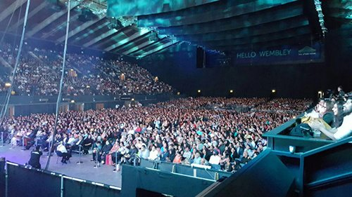 IN PICS: Euphoria In London Over Kapil Sharma's Show