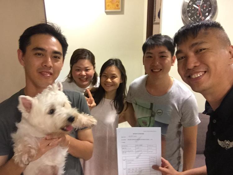 Adrian Chong testimonial photo #4