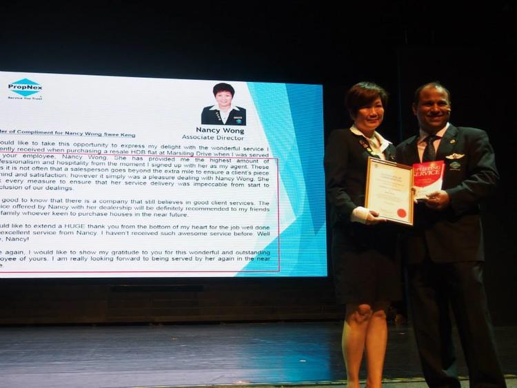 Nancy Wong testimonial photo #1