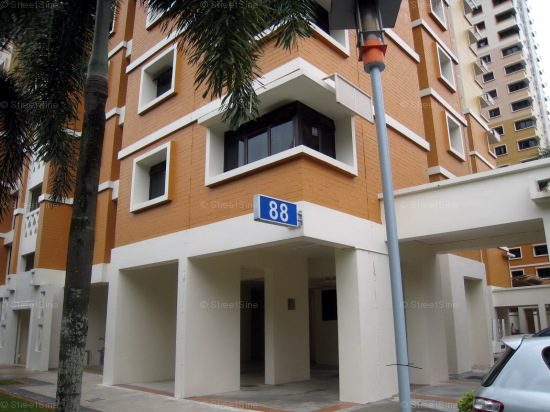 Blk 88 Telok Blangah Heights (Bukit Merah), HDB 5 Rooms #259452