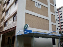 Blk 728 Clementi West Street 2 (Clementi), HDB 3 Rooms #205692